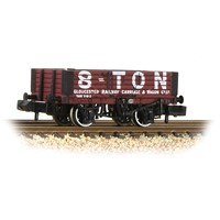 5 plank open wagon in Gloucester Railway Carriage livery