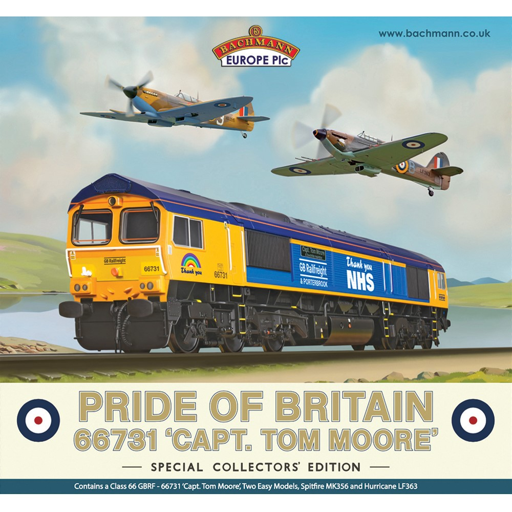 Pride of Britain Train Pack - OO