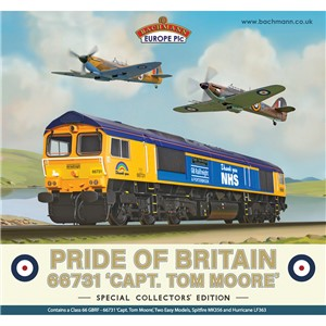 371-396K Graham Farish Pride of Britain Train Pack - N Scale