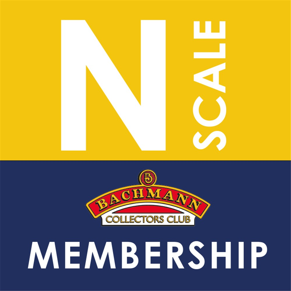 Single N Scale Membership
